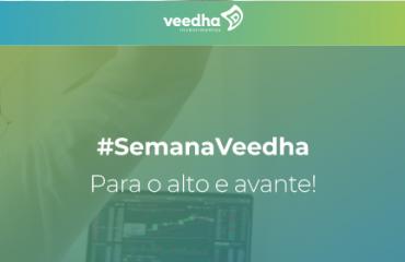 """""""Semana Veedha – Para o alto e avante!"""""""