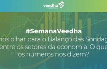 """""""Semana Veedha – Vamos olhar para o Balanço das sondagens entre os setores da economia. O que os números nos dizem?"""""""